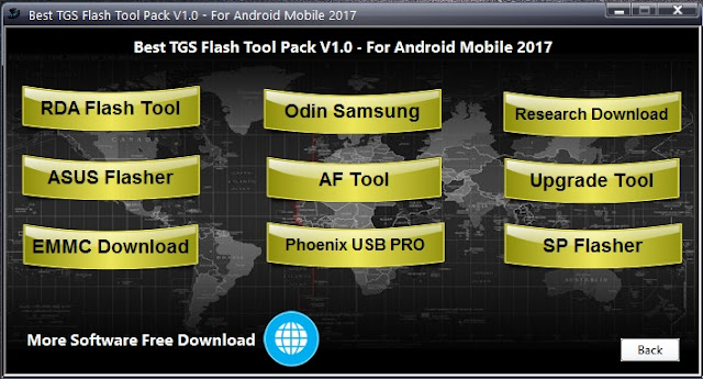 All In One Flashing Tool Pack Free Download