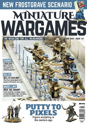 Miniature Wargames 421, May 2018