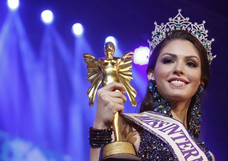 Marcelo Ohio, Miss Transgénero 2013 - Libertad de Expresión Yucatán (LEY)