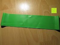 hinten: 4er Set Fitnessband »Achilles«, Latex Loop-Band inklusive Tragetasche für Fitness, Reha und Physiotherapie leicht mittel stark extra-stark