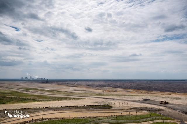Tagebau Nochten, Lausitz