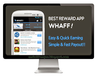 Free download Whaff Rewards for PC .exe