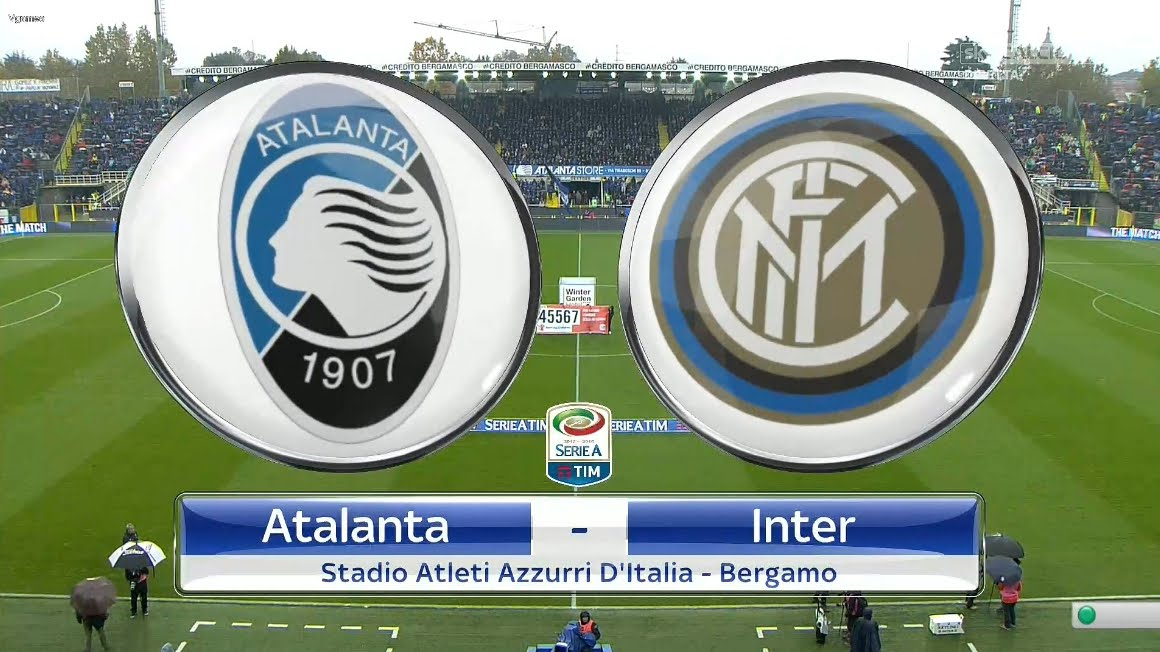 Rojadirecta Atalanta-Inter Streaming, dove vedere il derby lombardo.