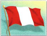 Bandera Nacional del Perú, 1950