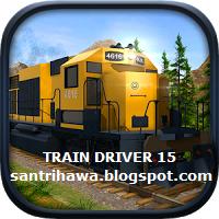 Train Driver 15 Apk terbaru