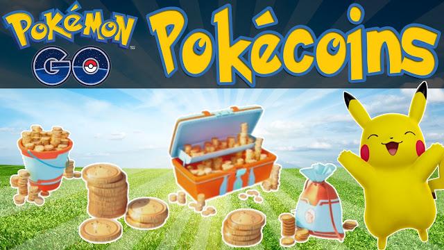 Cara Mendapatkan Pokecoin Gratis di Pokemon Go
