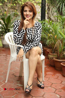 Actress Saloni Latest Pos in Short Dress  0304.JPG