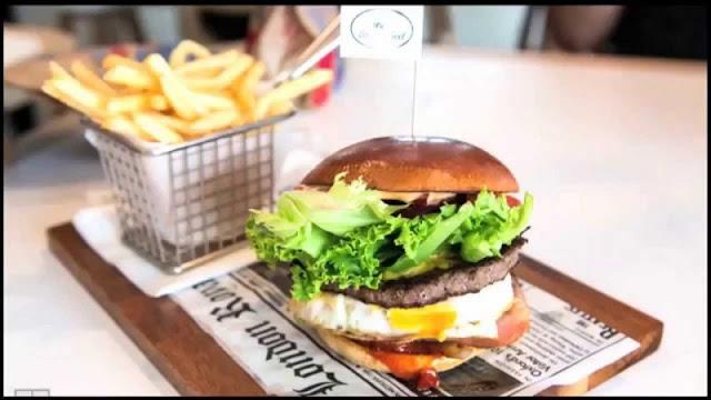 Create a burger