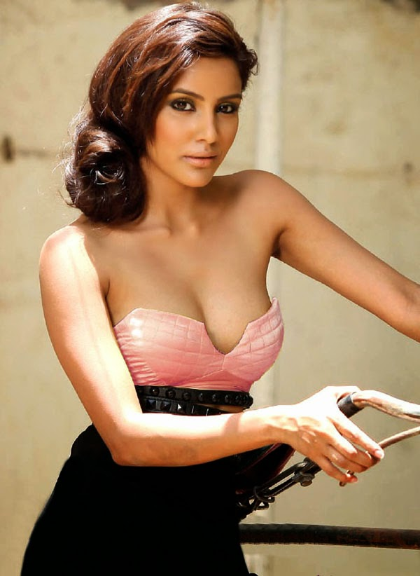 Priya Anand Hot Sexy Cleavage  Hot Sexy Bollywood Indian