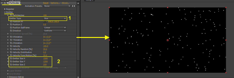 Particle Dot  05