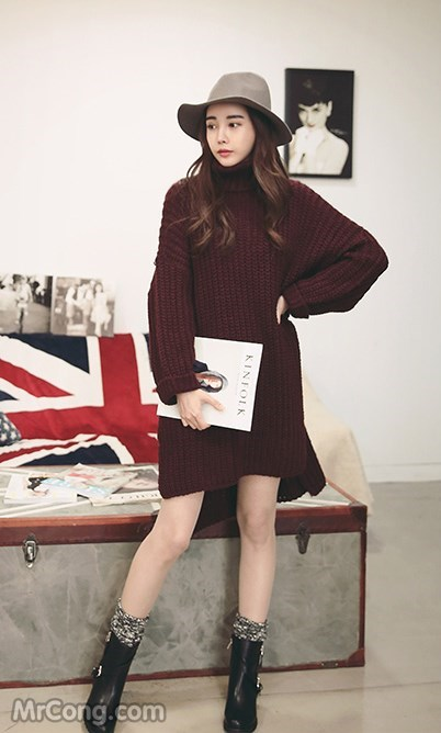 Model Do Hwe Ji in collection fashion 12/2016 (241P)