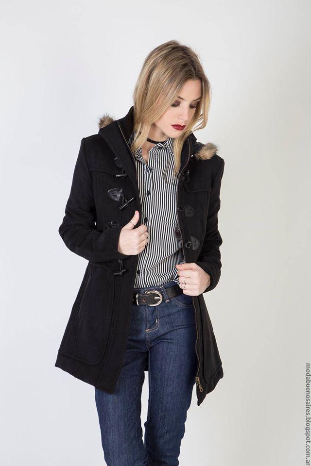 Kout moda invierno 2016 ropa de mujer.