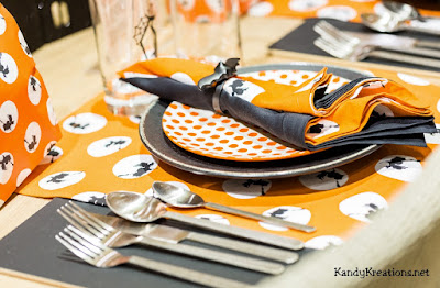 Host a fun Halloween night dinner for your kids before Trick or Treating for Extra Family Fun