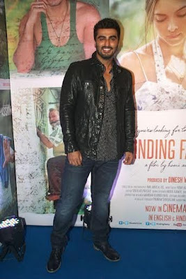 Finding Fanny: Arjun Kapoor dudring party