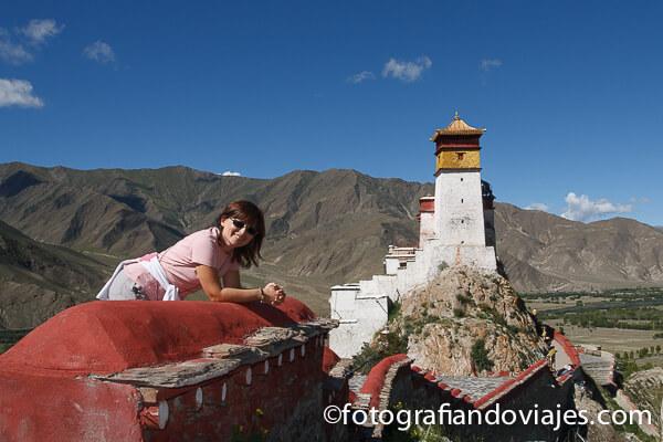 Yumbulagang, Yumbulakang o Yumbu Lha Khang en Tibet