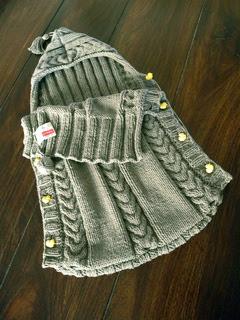 Bebek Örgü Tulum Battaniye Modelleri