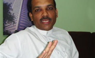 Minister Palitha Range Bandara