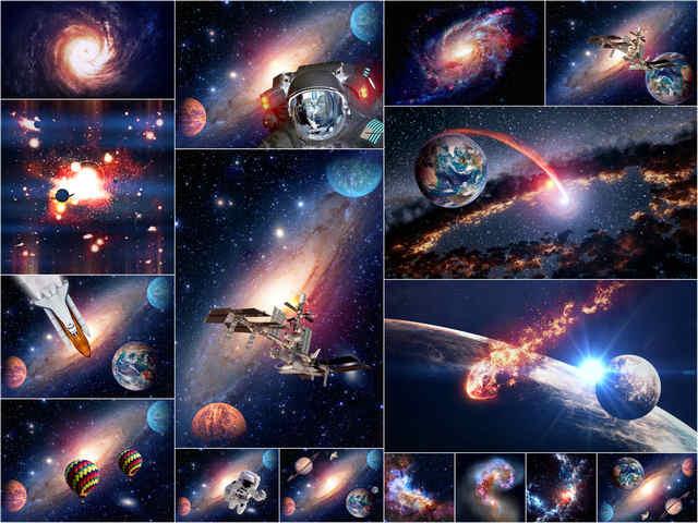 تحميل 16 صورة للفضاء بجودة عالية