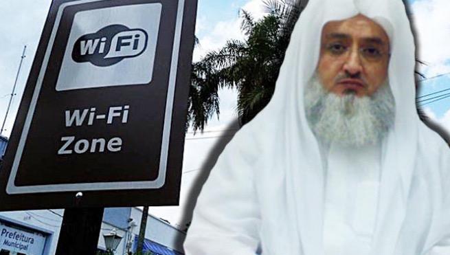Pencuri WiFi Buat 3 Dosa Sekaligus