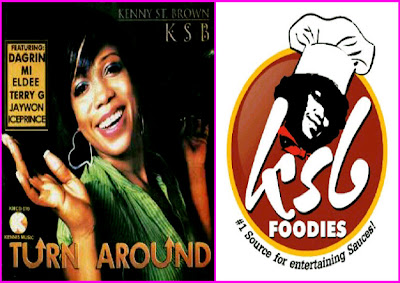 Kenny Saint Brown Opens Eatery And Names Menu After Nigeria Entertainers 1