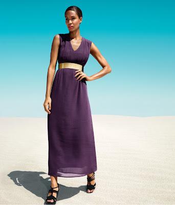 h m 2013 uzun elbise modelleri moda d kkan. Black Bedroom Furniture Sets. Home Design Ideas