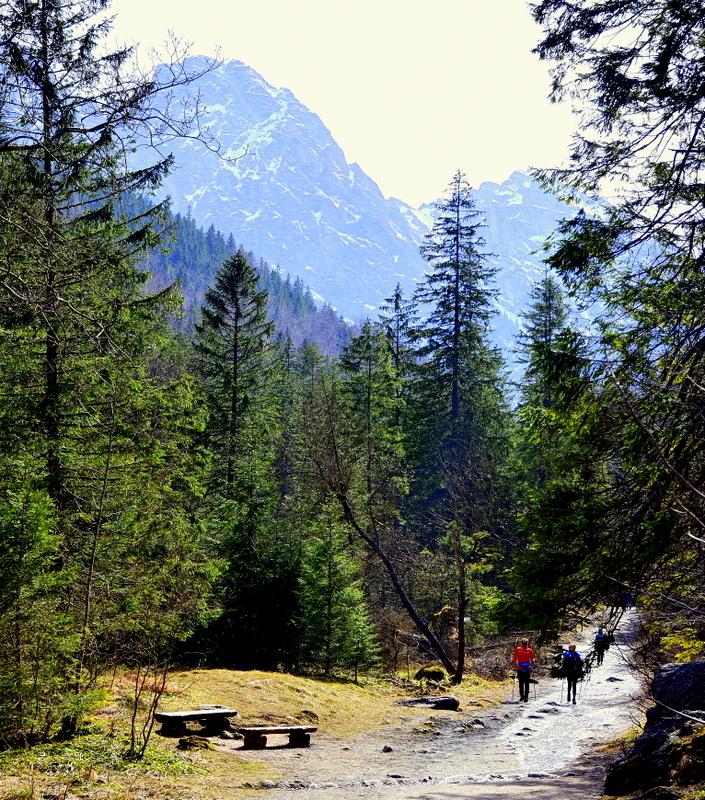 wiosna, tatry, dolina strazyska, giewont, krokusy, gory, wycieczka, blog, zycie od kuchni