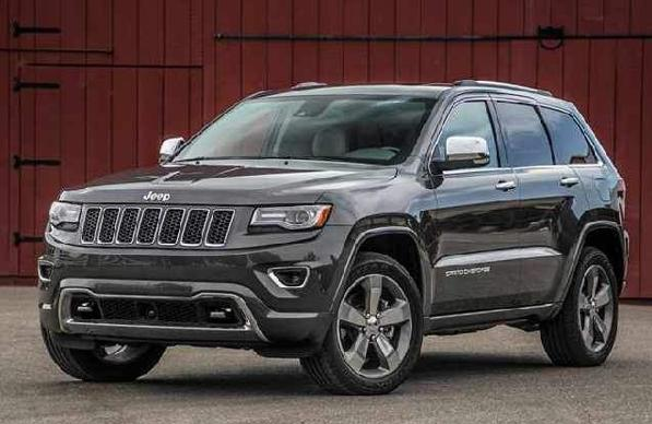 2018 Jeep Grand Cherokee Redesign, Specs, and Price
