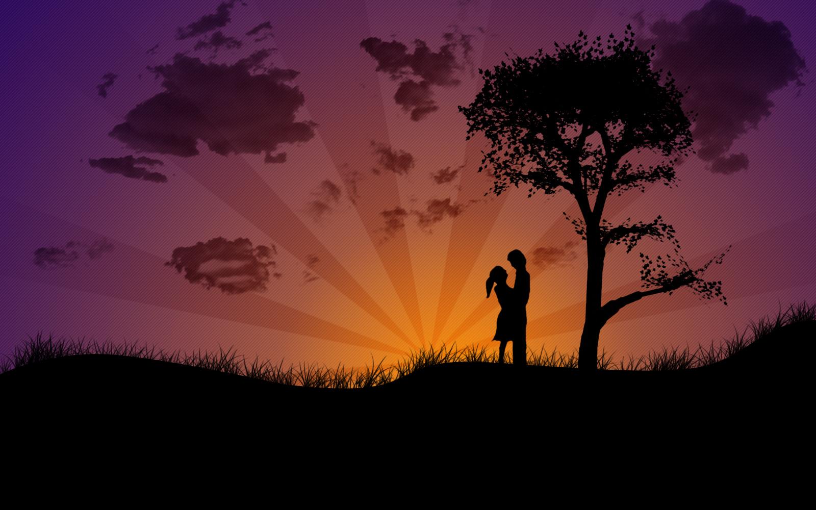 Wallpaper Love, Gambar Cinta Paling Romantis - Gambar Foto ...