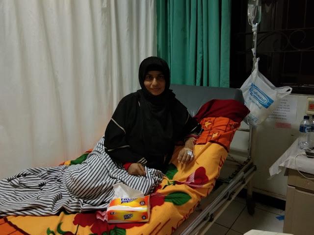Lakukan Aksi Mogok Makan, Imigran Asal Afganistan Tak Berdaya di Rumah Sakit Advent