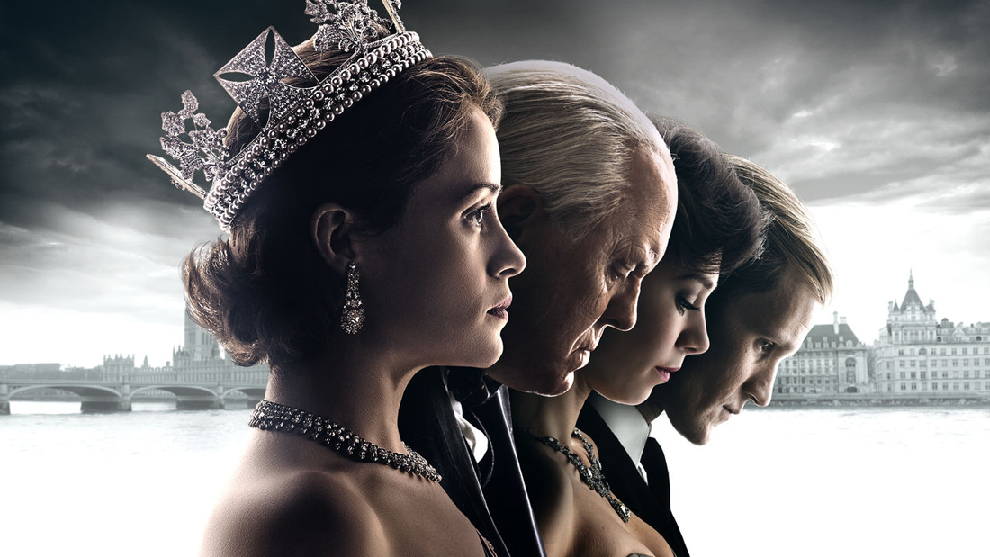 A jornada da rainha Elizabeth II em The Crown