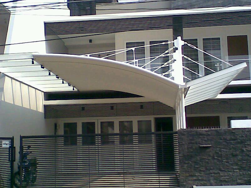 48 Desain Kanopi Modern Pilihan Tepat Untuk Rumah Minimalis