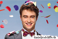 Updated: Daniel Radcliffe: EW's 2011 Entertainer of the Year