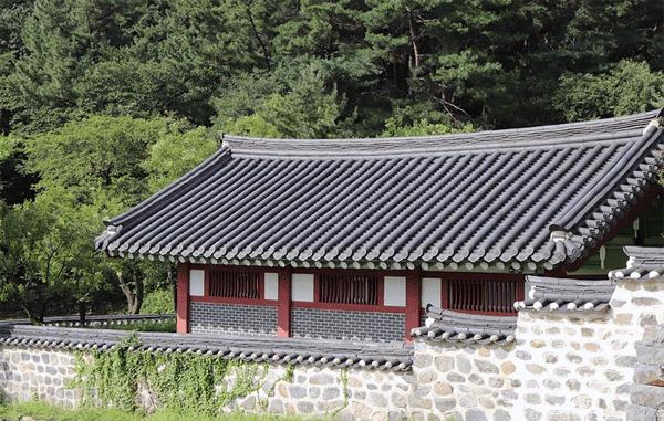 Taman yang indah dan populer di korea