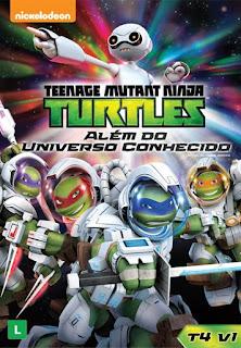 Teenage Mutant Ninja Turtles: Além do Universo Conhecido – Dublado (2016)