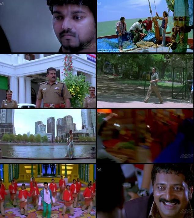 Wanted Baghi 2015 Hindi Dubbed 480p HDRip 400mb