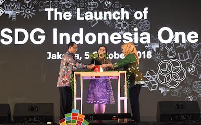 Kemenkeu Luncurkan SDGs Indonesia One