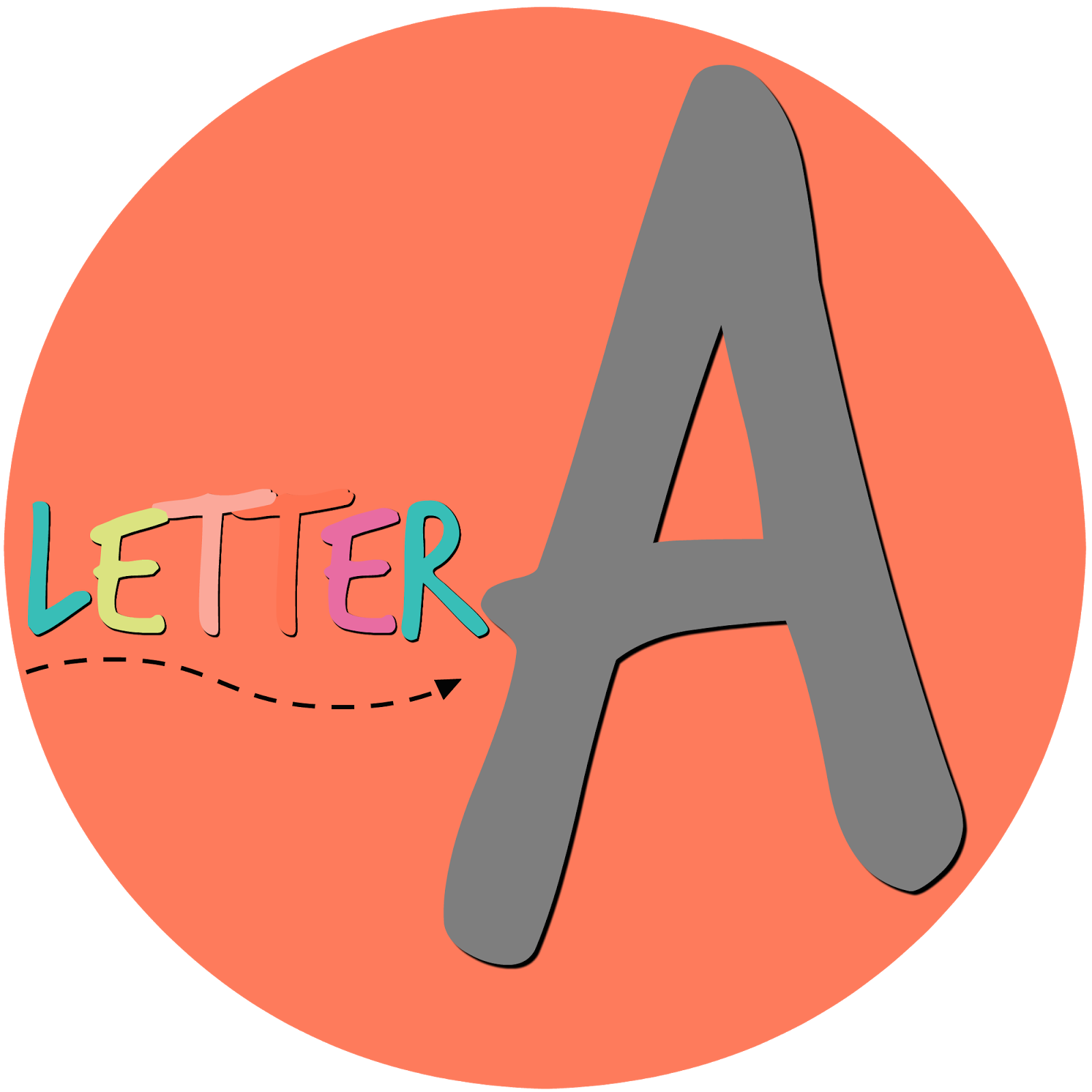 Kindergarten Worksheets And Games Letter A