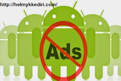 Cara menghilangkan iklan dismartphone android