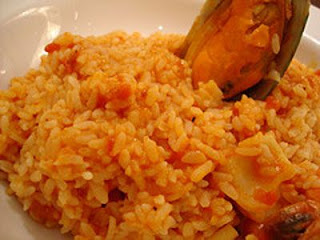 Scallop Seafood Risotto