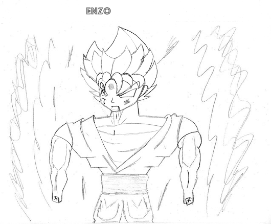 le pro de dragon ball Z par MR ENZO