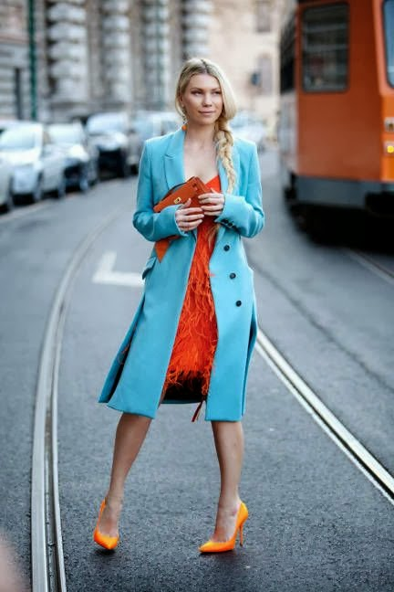Street Style, Milan Fashion Week