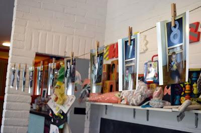 zdjęcia dzieci dekoracja