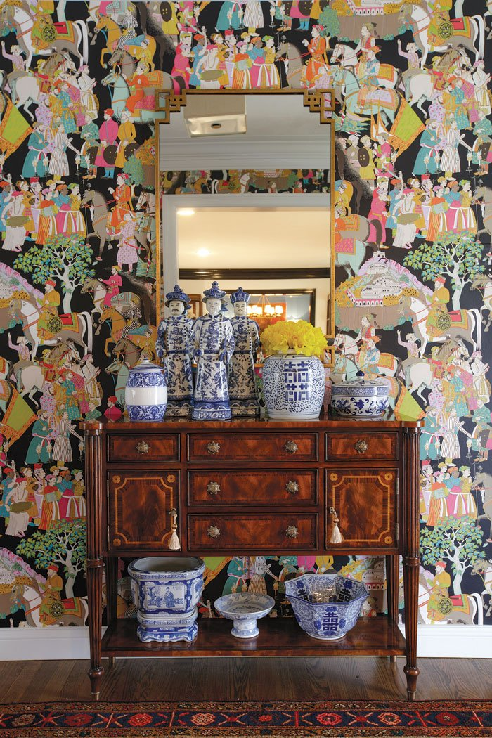 Eye For Design Decorating In Modern Chinoiserie Style