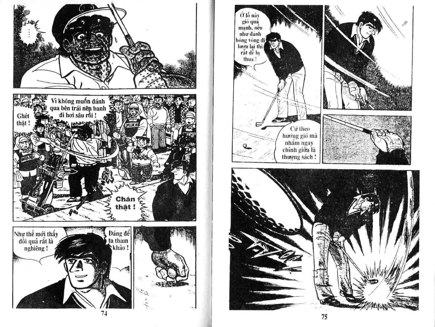 Ashita Tenki ni Naare chapter 46 trang 37