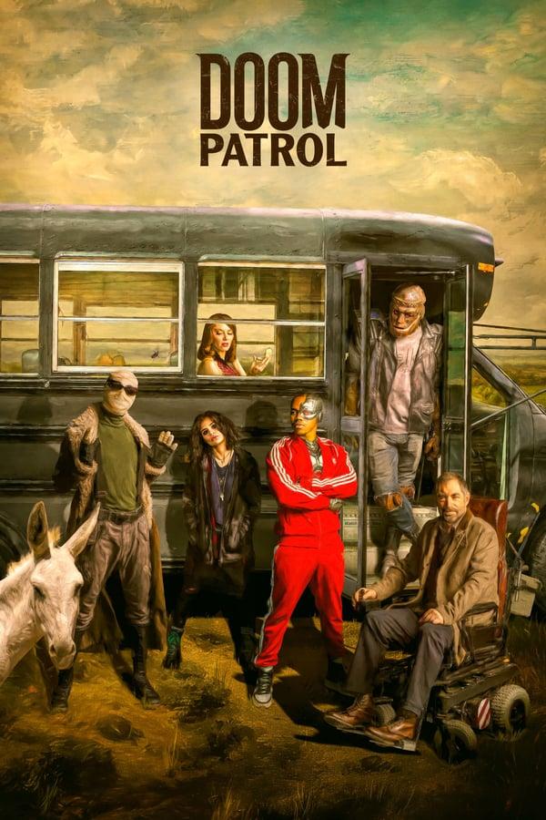Descargar Doom Patrol Latino & Sub Español HD Serie Completa por MEGA