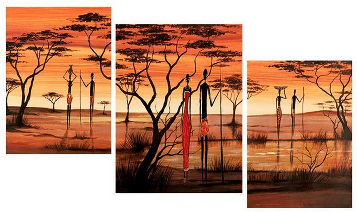 Cuadros modernos pinturas y dibujos paisajes para pintar for Fotos de cuadros abstractos sencillos