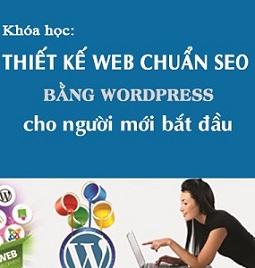 Đào Tạo SEO - Thiết Kế Web Chuẩn SEO Wordpress