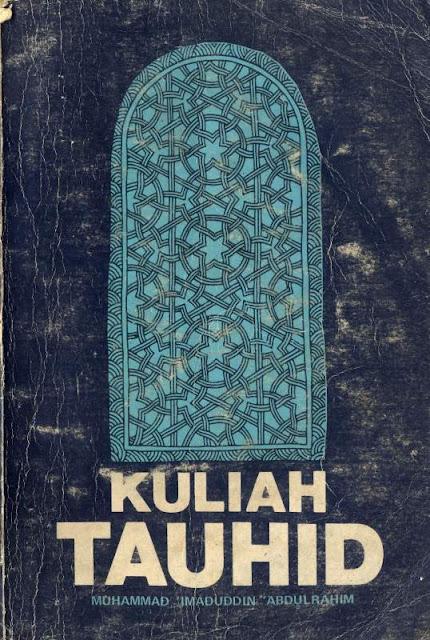 Buku Kuliah Tauhid Bang Imad