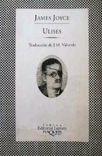 Descarga: James Joyce - Ulises (traducción de Jose María Valverde)