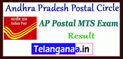 Andhra Pradesh Postal Circle Multi Tasking Staff Result